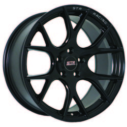 STR Racing Wheels STR 905 - Gloss Black