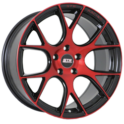 STR Racing Wheels STR Racing Wheels STR 905 - Magic Red - 18x8.5