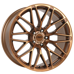 STR Racing Wheels STR 906 - Bronze Tint Rim