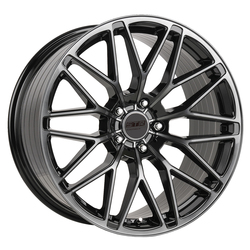 STR Racing Wheels STR 906 - Dark Tint Rim