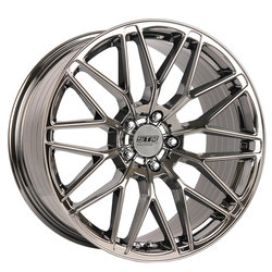 STR Racing Wheels STR 906 - Vapor Black Rim