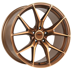 STR Racing Wheels STR 907 - Bronze Tint Rim