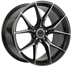 STR Racing Wheels STR 907 - Dark Tint Rim