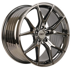 STR Racing Wheels STR 907 - Vapor Black Rim
