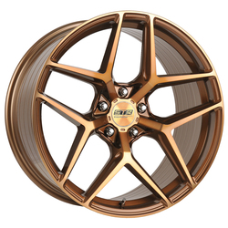 STR Racing Wheels STR 908 - Bronze Tint Rim