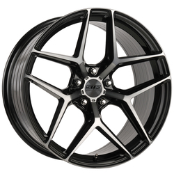 STR Racing Wheels STR 908 - Dark Tint Rim