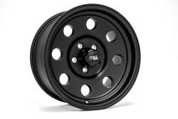 Scale 4x4 Wheels 772 Sahara - Matte Black Rim
