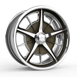 Schott Wheels Split Window (Concave) - Custom Finish Rim
