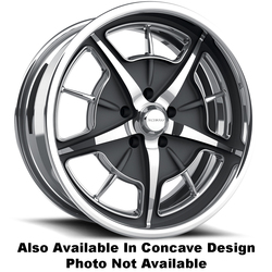 Schott Wheels Split-Window EXL (Concave) - Custom Finish Rim