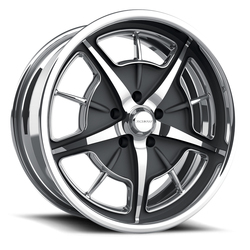 Schott Wheels Split-Window EXL (Std Profile) - Custom Finish Rim