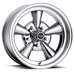 Supreme Wheels Supreme Wheels 48 - Chrome - 15x6