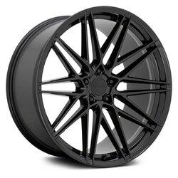 Beyern Wheels Damon - Gloss Black Rim - 18x8.5