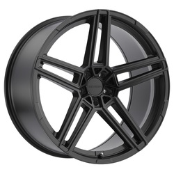 Beyern Wheels Beyern Wheels Gerade - Matte Black - 19x9