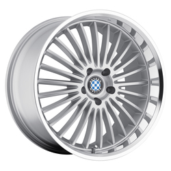 Beyern Wheels Multi - Silver W/Mirror Cut Lip - 22x11
