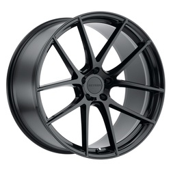 Beyern Wheels Ritz - Gloss Black Rim - 22x10.5