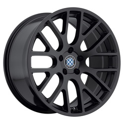 Beyern Wheels Spartan - Matte Black