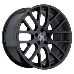 Beyern Wheels Spartan - Matte Black Rim