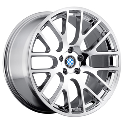 Beyern Wheels Spartan - Chrome