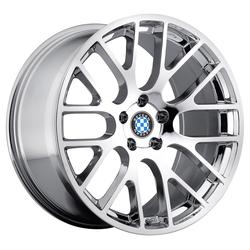 Beyern Wheels Spartan - Chrome Rim - 17x8