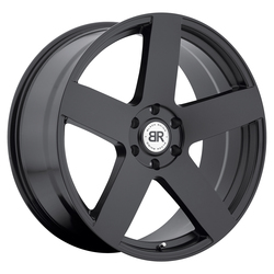 Black Rhino Wheels Everest - Matte Black Rim - 22x9.5