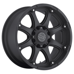 Black Rhino Wheels Glamis - Matte Black - 22x14