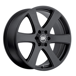 Black Rhino Wheels Haka - Matte Black Rim - 22x9.5