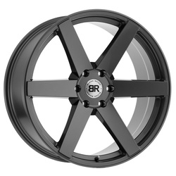 Black Rhino Wheels Karoo - Gloss Gunmetal