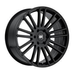 Black Rhino Wheels Kruger - Gloss Black Rim - 22x9.5