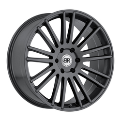 Black Rhino Wheels Kruger - Gloss Gunmetal Rim - 22x9.5