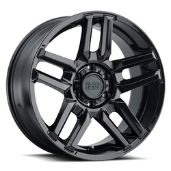 Black Rhino Wheels Mesa - Gloss Black Rim - 17x8.5