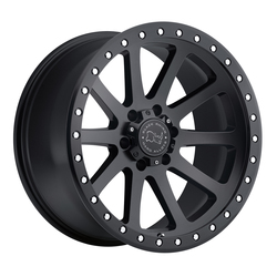 Black Rhino Wheels Mint - Matte Black