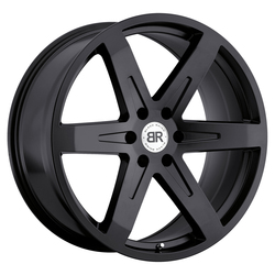 Black Rhino Wheels Peak - Matte Black Rim - 22x9.5