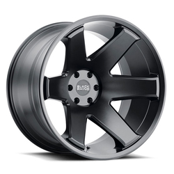 Black Rhino Wheels Raze - Matte Black Rim - 17x10