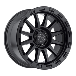 Black Rhino Wheels Revolution - Matte Black