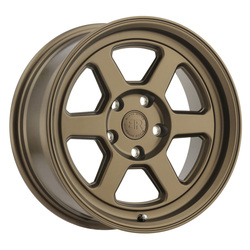 Black Rhino Wheels Rumble - Bronze Rim - 15x7