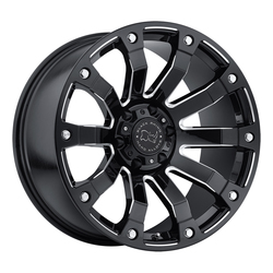 Black Rhino Wheels Selkirk - Gloss Black Milled