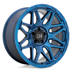 Black Rhino Wheels Shockwave - Gloss Midnight Blue Rim - 20x9.5
