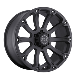 Black Rhino Wheels Sidewinder - Matte Black