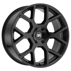 Black Rhino Wheels Tembe - Gloss Black - 24x10