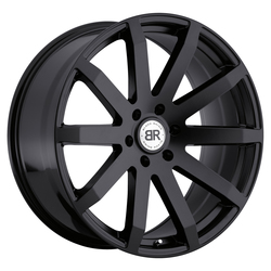 Black Rhino Wheels Traverse - Matte Black Rim - 24x10