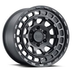 Black Rhino Wheels Chamber - Matte Black Rim - 20x9.5