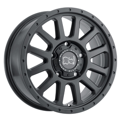 Black Rhino Wheels Havasu - Matte Black Rim - 16x7.5