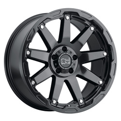 Black Rhino Wheels Oceano - Gloss Gunblack W/Stainless Bolts Rim - 20x9.5