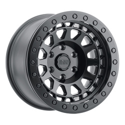 Black Rhino Wheels Primm - Matte Black w/ Brass Bolts