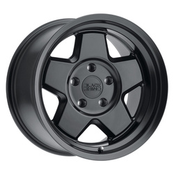 Black Rhino Wheels Realm - Semi Gloss Black Rim - 20x9.5