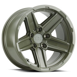 Black Rhino Wheels Black Rhino Wheels Recon - OD Green - 17x9.5