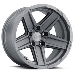 Black Rhino Wheels Recon - Textured Gunmetal Rim - 20x9.5