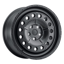 Black Rhino Wheels Unit - Matte Black Rim - 17x8