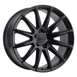 Black Rhino Wheels Waza - Matte Black Rim - 22x10.5