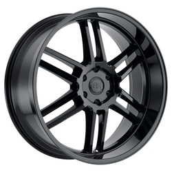 Black Rhino Wheels Katavi - Gloss Black Rim - 22x10